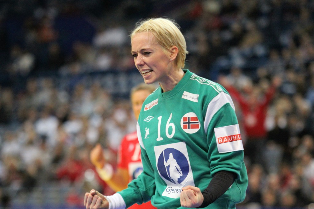 Katrine Lunde And Vipers Outclassed Buducnost Timeout Magazine