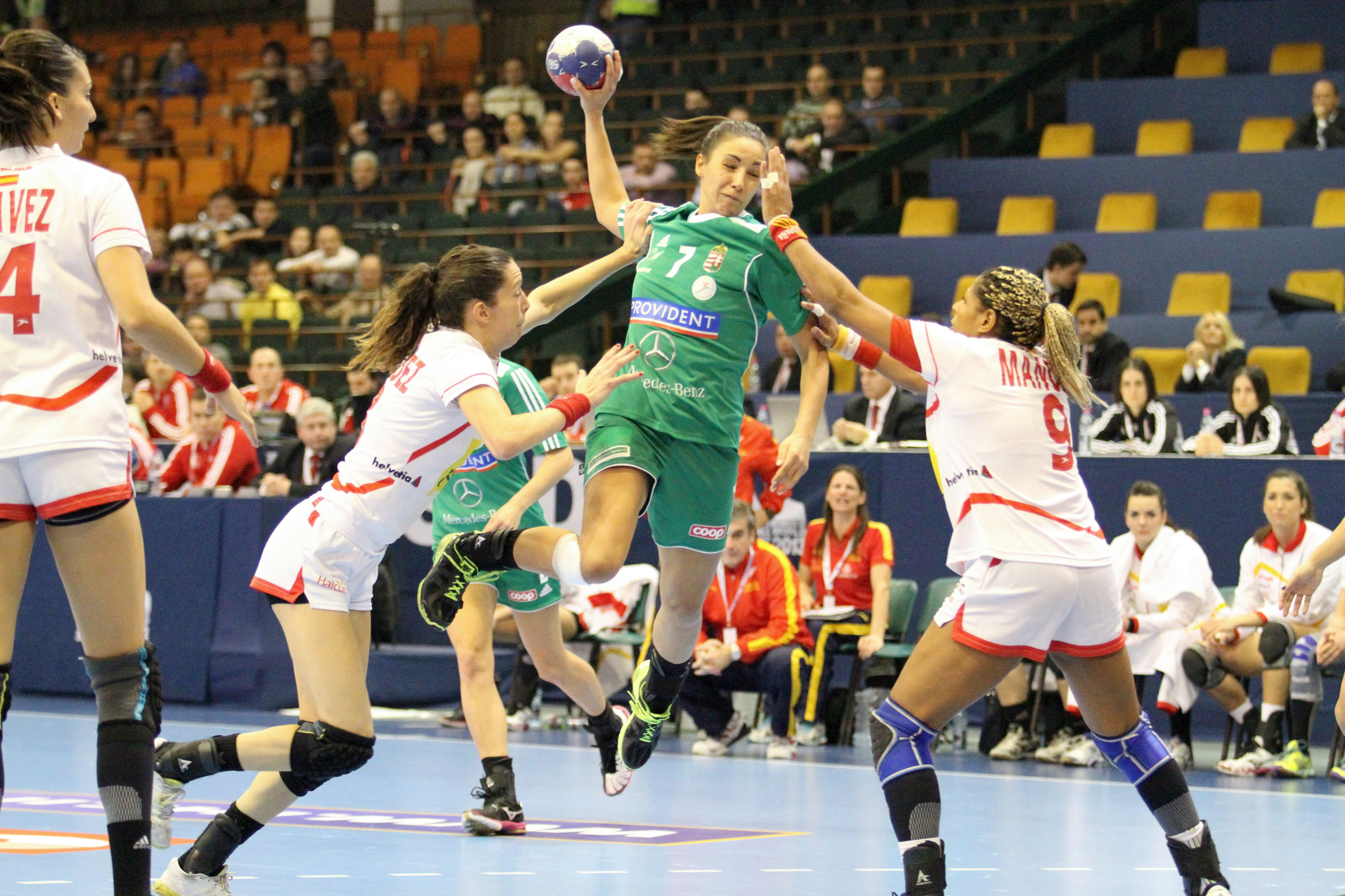 champions league frauen handball