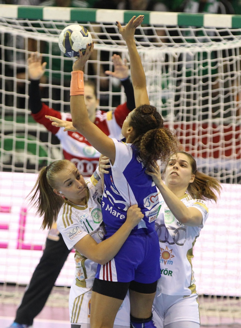 VOTE FOR WOMEN'S EHF CHAMPIONS LEAGUE ALL-STAR TEAM