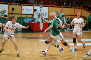 KEB Cup won by Charlottenlund and Hellerup