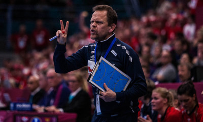 Thorir Hergeirsson, head coach Norway | Photo: Bjørn Kenneth Muggerud