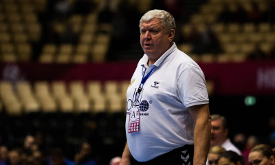 Evgeniy Trefilov, Russia, head coach | Bjørn Kenneth Muggerud