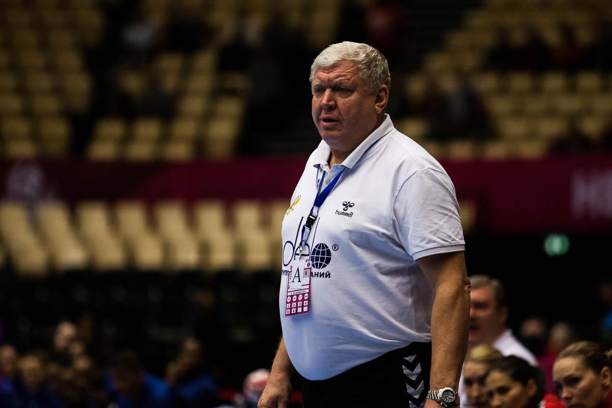 Evgeniy Trefilov, Russia, head coach | Bjørn Kenneth Muggerud