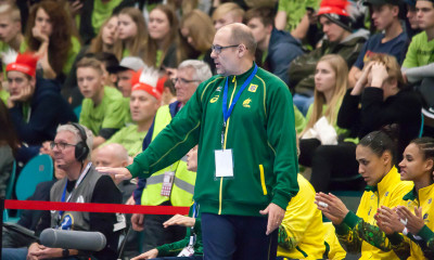 Morten Soubak, headcoach, Brasil