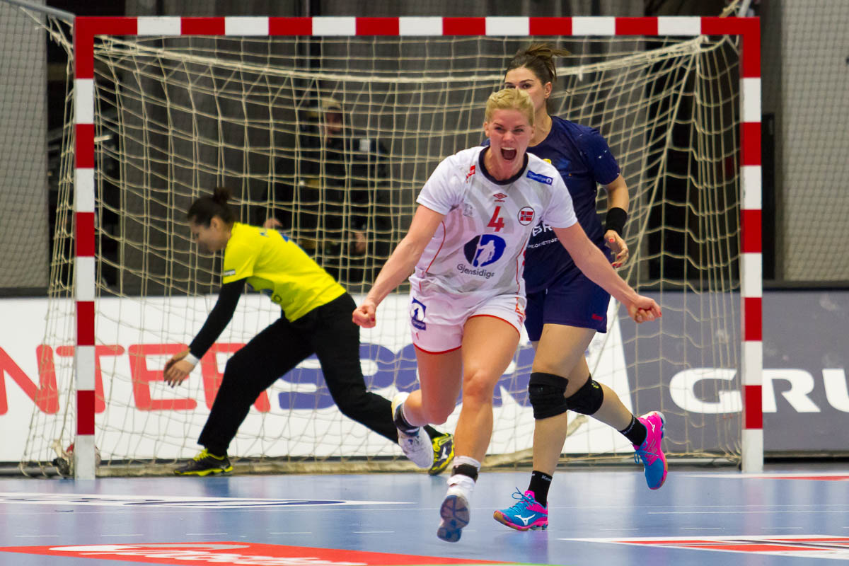 Veronica Kristiansen, Norway