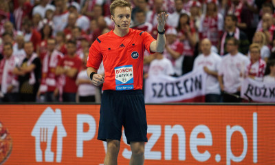 Mads Hansen, referee, Denmark | Photo: Bjørn Kenneth Muggerud