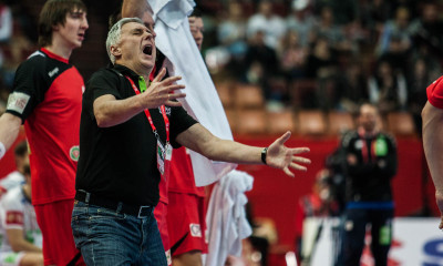 Iouri Chevtsov, head coach Belarus | Photo: Bjørn Kenneth Muggerud