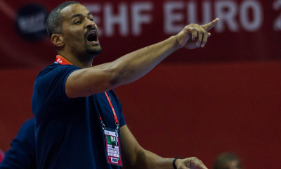 Didier Dinart, assistant coach France | Photo: Bjørn Kenneth Muggerud