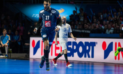 Adrien Dipanda, France, scored 8 goals against Russia | Photo: Bjørn Kenneth Muggerud