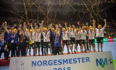 Elverum - Norwegian Champions 2018 | Photo: Bjørn Kenneth Muggerud