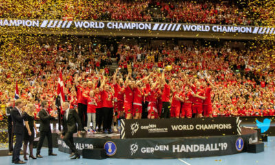 Denmark are 2019 World Champions after their impressive victory against Norway | Photo: Bjørn Kenneth Muggerud