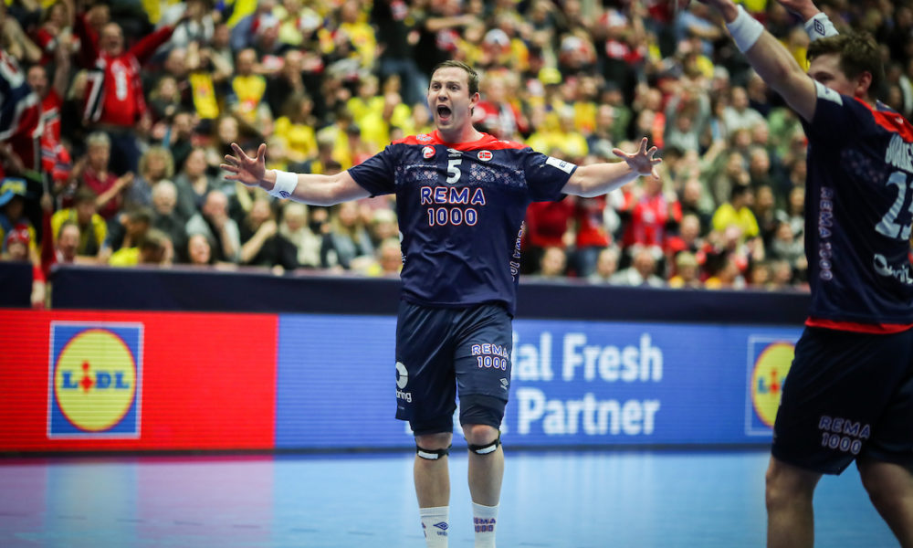 Sander Sagosen All Time Topscorer In The Ehf Euro S History Timeout Magazine