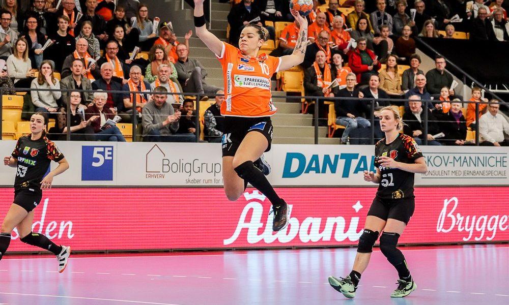 Jessica Quintino, Odense HC